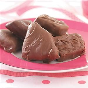 Chocolate Angel Food Candy Recipe
