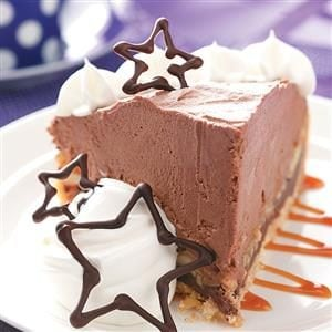 Chocolate-Caramel Dream Pie Recipe