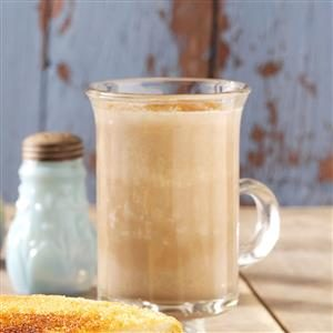 Chocolate Chai Frappes Recipe