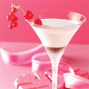 Chocolate Cherry Martini Recipe