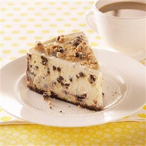 Chocolate Chip Cookie Cheesecake Recipe