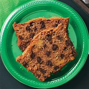 Chocolate Chip Zucchini Bread Recipe