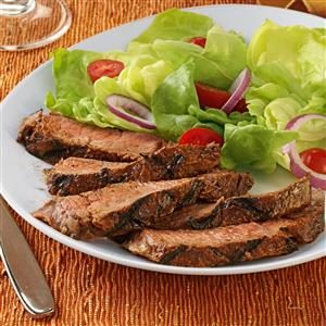 Chocolate-Chipotle Sirloin Steak Recipe