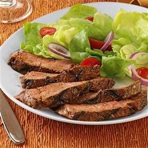 Chocolate-Chipotle Sirloin Steak Recipe