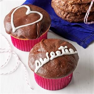 Chocolate Cream Cupcakes Recipe