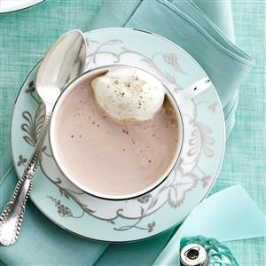 Chocolate Eggnog Recipe