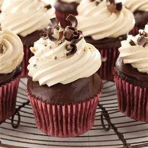 Chocolate Ganache Peanut Butter Cupcakes Recipe