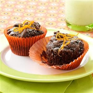 Chocolate Orange Cupcakes Recipe