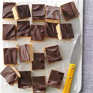 Chocolate Peanut Treats Recipe