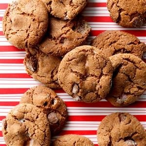 Chocolate Peppermint Snaps Recipe