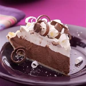 Chocolate Silk Pie Recipe
