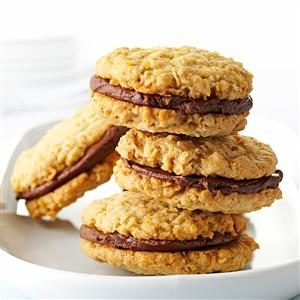 Chocolaty Double Crunchers Recipe