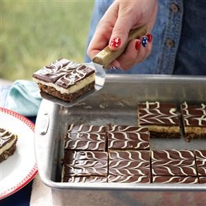 Chocolaty Nanaimo Bars Recipe