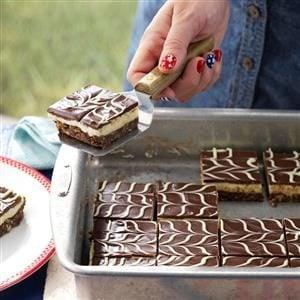 Chocolaty Nanaimo Bars Recipe