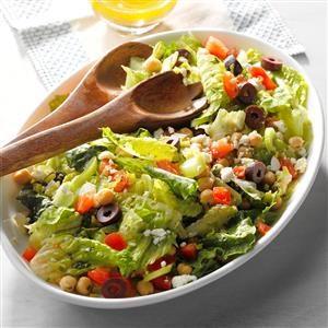 Chopped Greek Salad Recipe