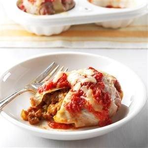Chorizo & Chipotle Stuffed Cabbage Cups Recipe