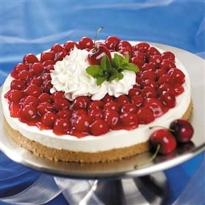 Christmas Cheesecake Recipe