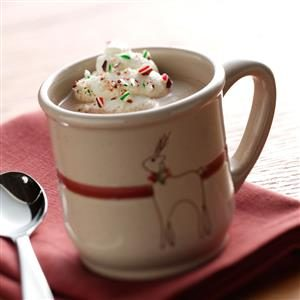 Christmas Cocoa Recipe