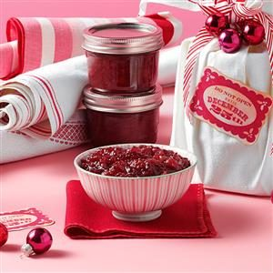 Christmas Cranberries Recipe