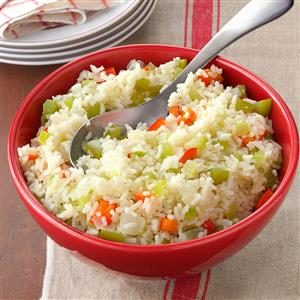 Christmas Rice Recipe