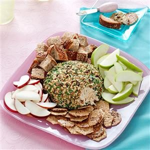 Chutney Cheese Ball Recipe