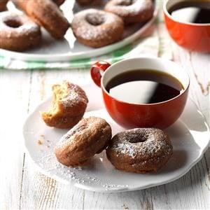 Cider Doughnuts Recipe