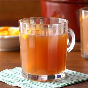Cider Wassail Punch Recipe