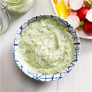Cilantro Salad Dressing Recipe