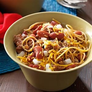 Cincinnati-Style Chili Recipe