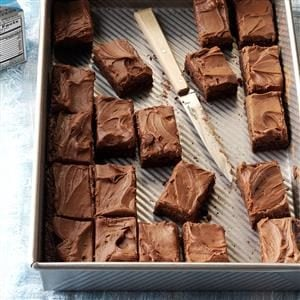 Cinnamon Brownies Recipe