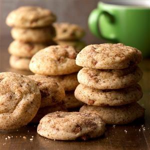 Cinnamon Chip Chai-Spiced Snickerdoodles Recipe