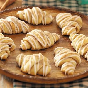 Cinnamon Crescent Rolls Recipe