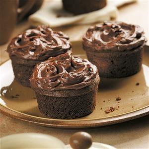 Cinnamon Mocha Cupcakes Recipe