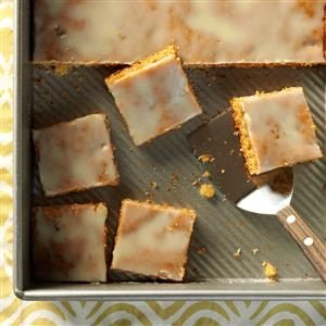 Cinnamon Nut Bars