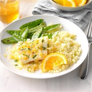 Citrus Cod Recipe