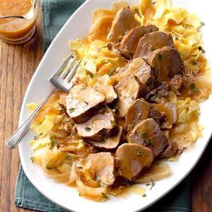 Citrus-Herb Pork Roast Recipe
