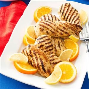 Citrus-Marinated Chicken Recipe