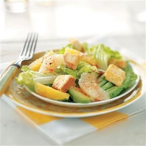 Citrus Romaine Salad Recipe