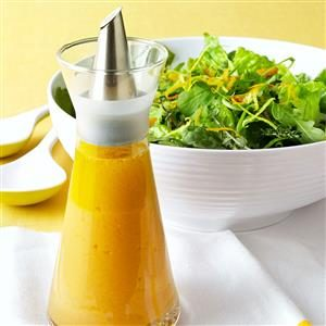 Citrus Vinaigrette Recipe