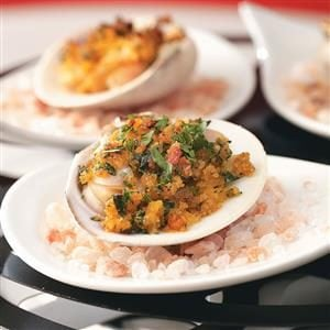 Recipe for clams casino midwest casino ratings