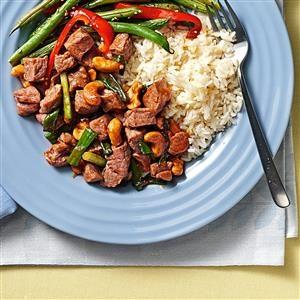Classic Cashew Beef Recipe