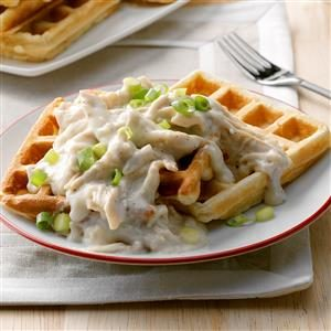 Classic Chicken & Waffles