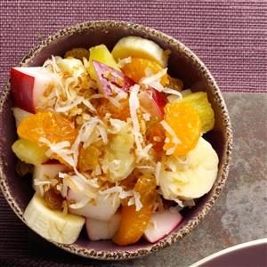 Coconut Fruit Salad Recipe