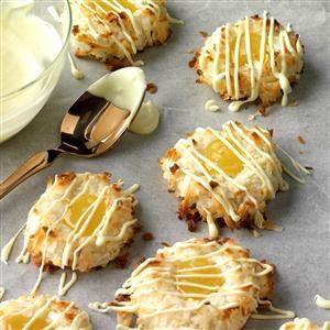 Coconut Key Lime Thumbprints Recipe