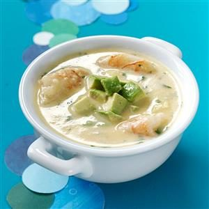 Coconut Shrimp Chowder Recipe