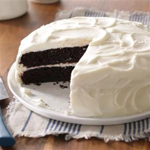 Simple chocolate cake recipes with pictures