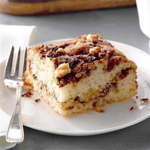 Coffee Lover's Coffee Cake Recipe