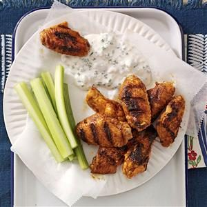 Cola Hot Wings
