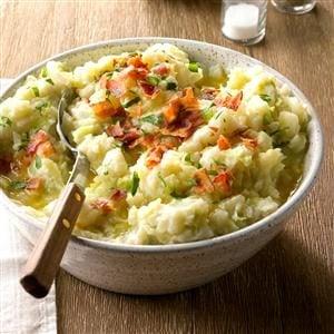 Colcannon Potatoes Recipe