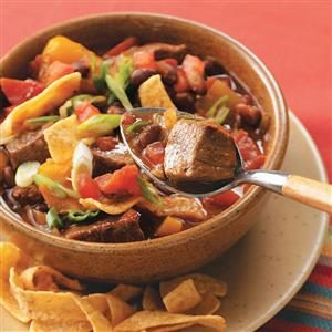 Colorado Lamb Chili Recipe